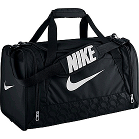 Сумка спортивная Nike Brasilia 6 Duffel Small черная
