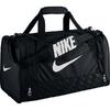 Сумка спортивная Nike Brasilia 6 Duffel Small черная - фото 1