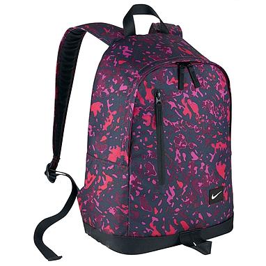 Рюкзак городской Nike All Access Halfday фиолетовый