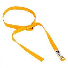 Пояс для кимоно Matsuru Judo Belts оранжевый