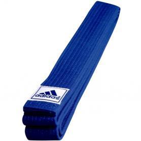 Распродажа*! Пояс для кимоно Adidas Club синий - 280 см