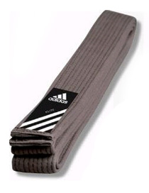 Пояс для кимоно Adidas Elite коричневый