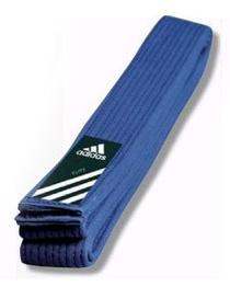 Пояс для кимоно Adidas Elite синий