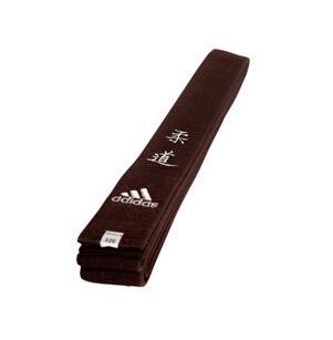 Пояс для кимоно Adidas Elite Embroidery коричневый