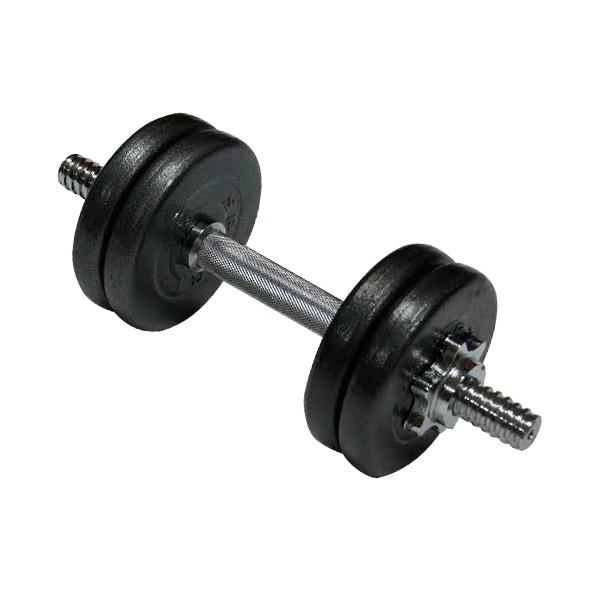Гантель наборная стальная Newt Home 10 кг - фото 2