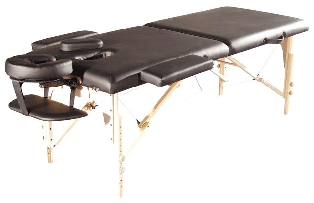 Фото 1 к товару Стол массажный СК-11 коричневый
