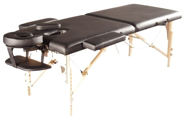 Стол массажный СК-11 коричневый - фото 1
