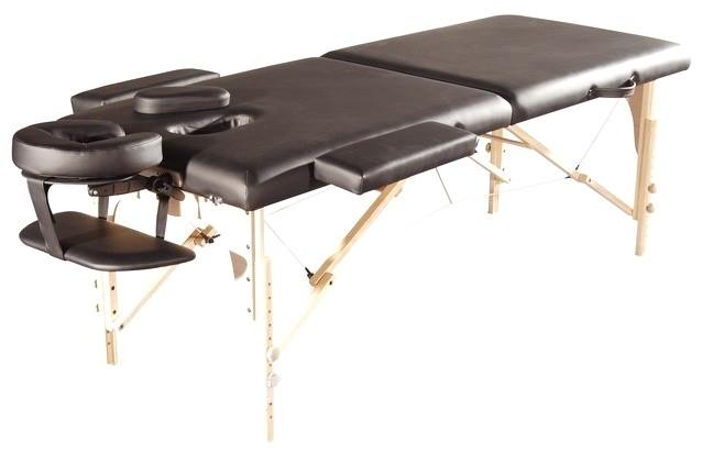 Стол массажный СК-11 коричневый