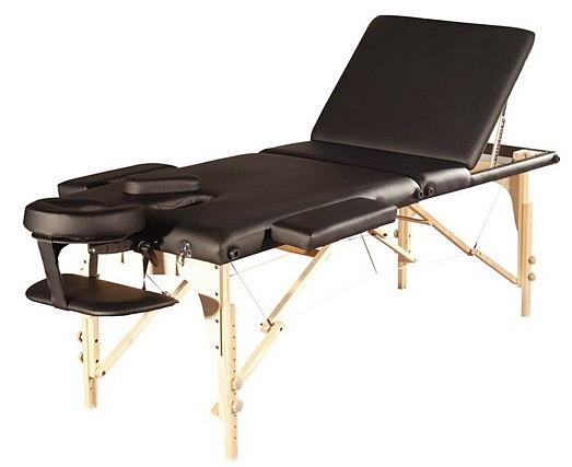Фото 1 к товару Стол массажный СК-12 коричневый
