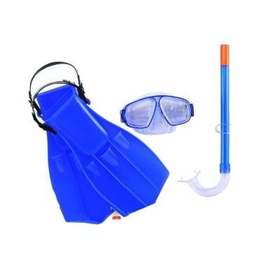 Набор для плавания Bestway 25009 синий - фото 1