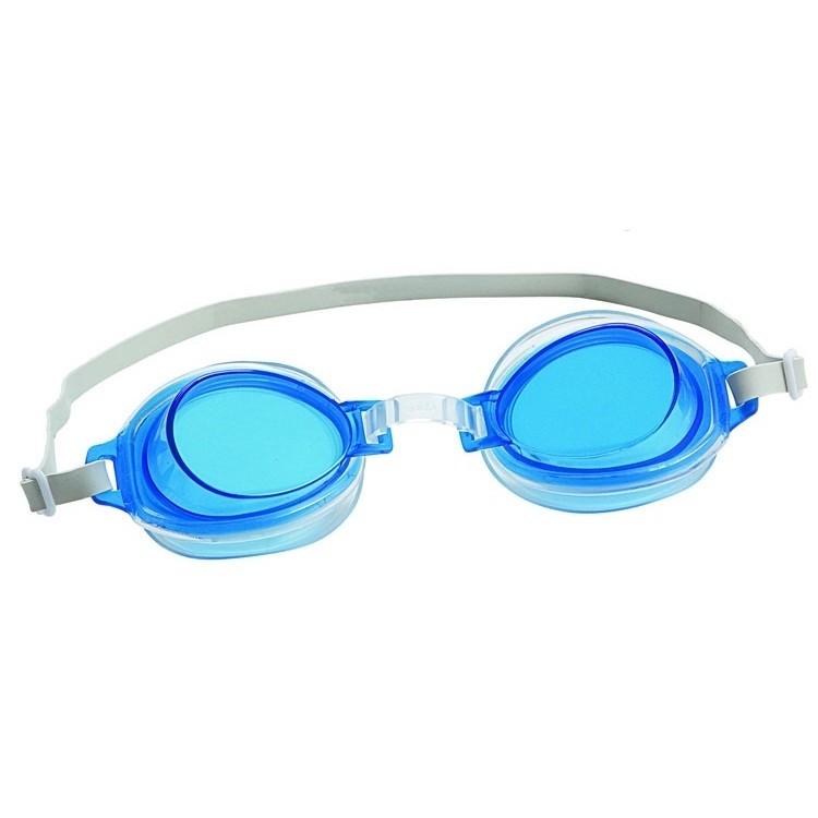 Очки для плавания Bestway 21002 синие - фото 1