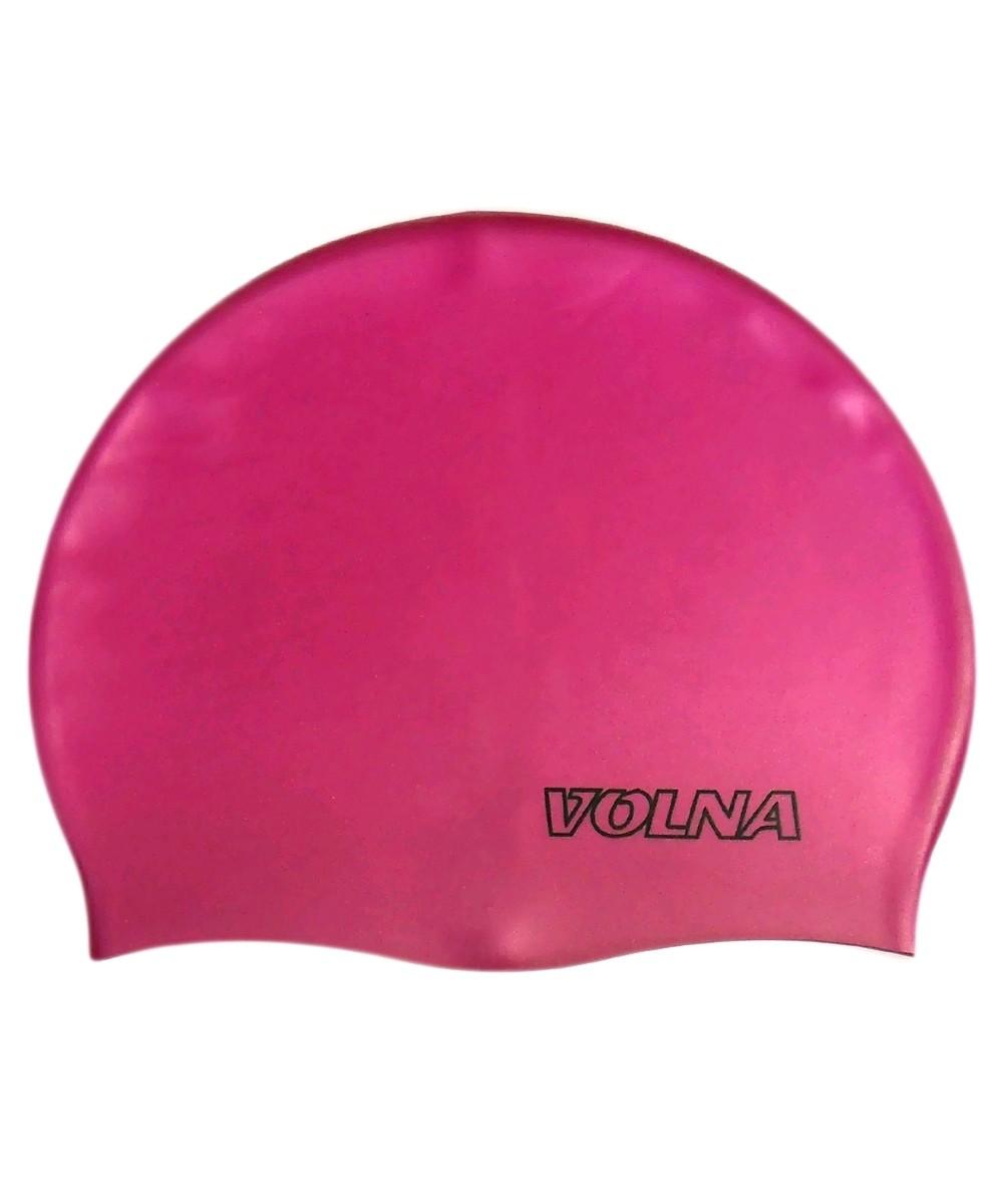 Шапочка для плавания Volna Classic розовая - фото 1