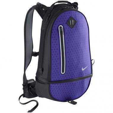 Рюкзак спортивный мужской Nike Cheyenne Vapor Running фиолетовый