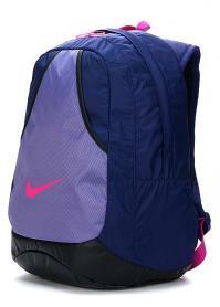 Фото 1 к товару Рюкзак городской женский Nike Varsity Girl Backpack фиолетовый/сиреневый