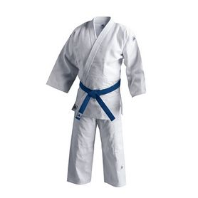 Кимоно для дзюдо Adidas Judo Uniform Training белое - 180 см