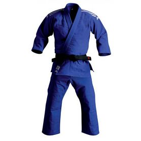 Кимоно для дзюдо Adidas Judo Uniform Training синее - 170 см