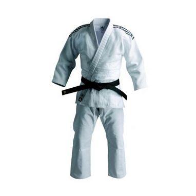 3c84c5817e8c Кимоно для дзюдо Adidas Judo Uniform Contest белое - купить в Киеве ...