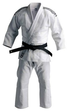 Кимоно для дзюдо Adidas Judo Uniform WH Champion белое