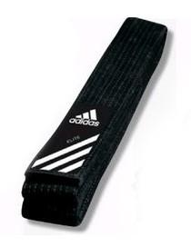 Пояс для кимоно Adidas Elite черный