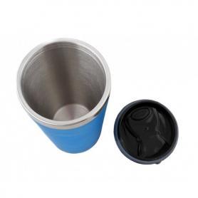 Фото 2 к товару Термочашка Laplaya Mercury 0.42 л синяя