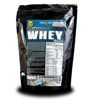 Фото 1 к товару Протеин Form Labs Whey Basic (500 г )