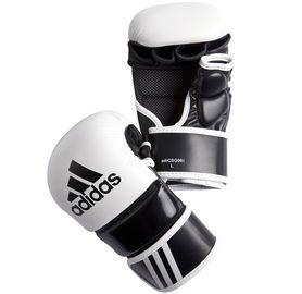 Перчатки тренировочные для ММА Adidas Training Glove leather ADICSG061