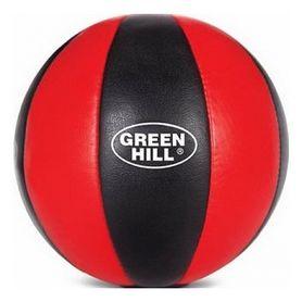 Фото 1 к товару Мяч медицинский (медбол) Green Hill 5 кг