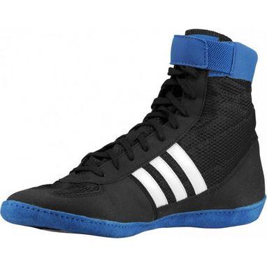 Борцовки Adidas Combat Speed 4 синие - купить в Киеве 2d82393b3466c