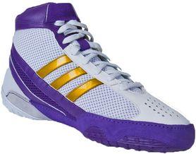 Борцовки Adidas Response III фиолетовые
