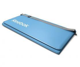 Коврик для фитнеса Reebok 10 мм синий