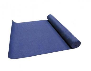 Коврик для йоги (йога-мат) 3 мм синий