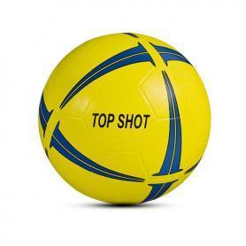 Мяч футбольный Rucanor Topshot резиновый желтый