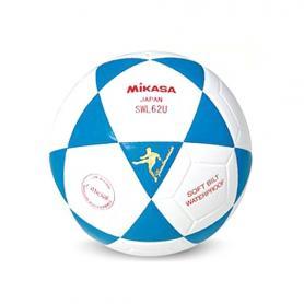 Мяч футзальный Mikasa SWL62U (Оригинал) голубой