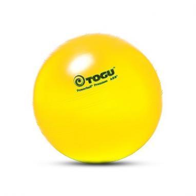 Мяч гимнастический (фитбол) 95 см Togu Pushball ABS желтый