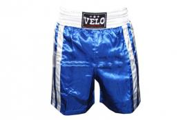 Трусы боксерские Velo VL-8110 синие - M