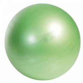 Фото 1 к товару Мяч для фитнеса (фитбол) Pro Supra 55 см cалатовый