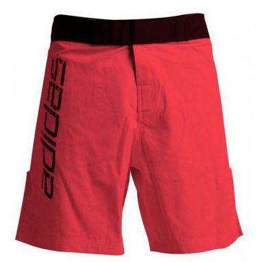 Шорты для MMA Adidas Tribal ADICSS46 красные
