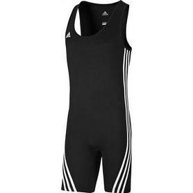 Комбинезон для тяжелой атлетики Adidas Weightlifti Base Lifter черный