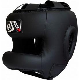 Шлем боксерский тренировочный RDX с бампером - XL