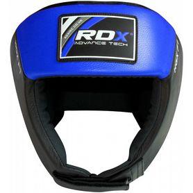 Фото 1 к товару Шлем боксерский RDX Blue new
