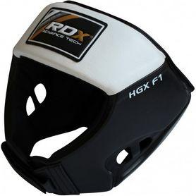Фото 2 к товару Шлем боксерский тренировочный RDX White