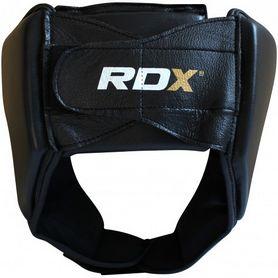 Фото 3 к товару Шлем боксерский тренировочный RDX White
