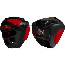 Фото 3 к товару Шлем боксерский тренировочный RDX Guard
