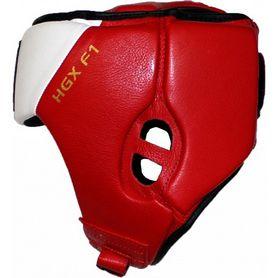 Фото 2 к товару Шлем боксерский для соревнований RDX Red