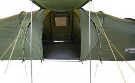 Фото 3 к товару Палатка восьмиместная Terra Incognita Grand 8 зеленая