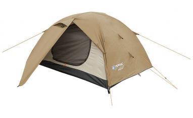 Палатка трехместная Terra Incognita Omega 3 песочная
