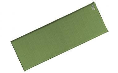 Коврик самонадувающийся Terra Incognita Rest 5 (198х63х5 см) зеленый
