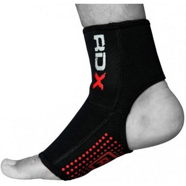Защита для ног (голеностоп) RDX Neopren Anclet (1 шт)