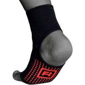 Фото 2 к товару Защита для ног (голеностоп) RDX Neopren Anclet (1 шт)
