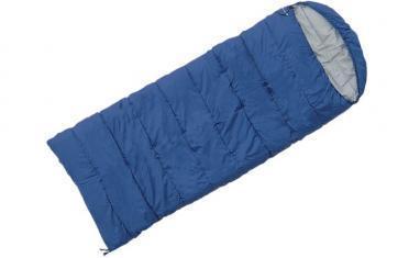 Мешок спальный (спальник) Terra Incognita Аsleep Wide 300 синий правый